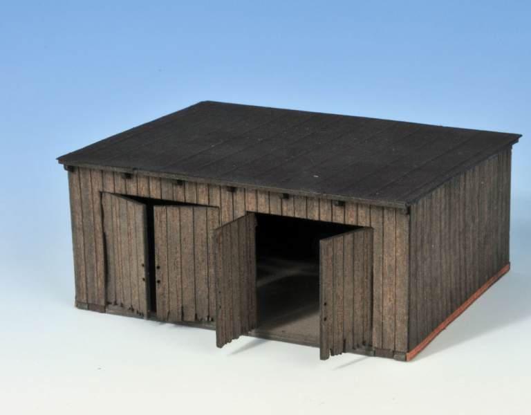 moeboug moebo garage werkstatt 900265 hinterhof tt. Black Bedroom Furniture Sets. Home Design Ideas